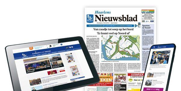 Rodi Media start Haarlems Nieuwsblad